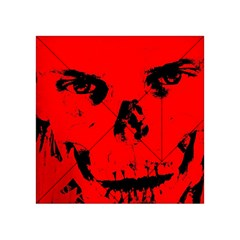 Halloween Face Horror Body Bone Acrylic Tangram Puzzle (4  X 4 )