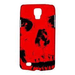 Halloween Face Horror Body Bone Galaxy S4 Active