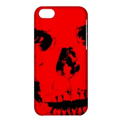 Halloween Face Horror Body Bone Apple Iphone 5c Hardshell Case