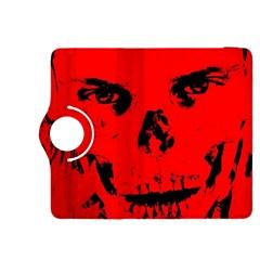 Halloween Face Horror Body Bone Kindle Fire Hdx 8 9  Flip 360 Case