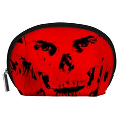 Halloween Face Horror Body Bone Accessory Pouches (large)