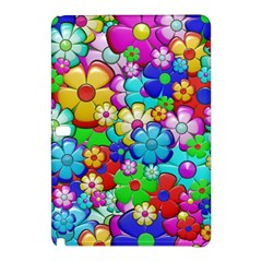 Flowers Ornament Decoration Samsung Galaxy Tab Pro 12 2 Hardshell Case