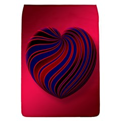 Heart Love Luck Abstract Flap Covers (l)