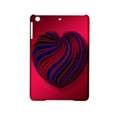 Heart Love Luck Abstract Ipad Mini 2 Hardshell Cases