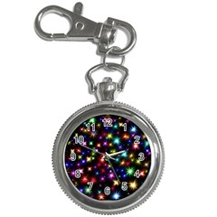 Fireworks Rocket New Year S Day Key Chain Watches