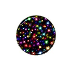 Fireworks Rocket New Year S Day Hat Clip Ball Marker (4 Pack)