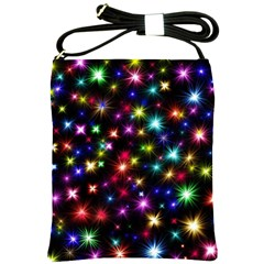 Fireworks Rocket New Year S Day Shoulder Sling Bags