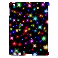 Fireworks Rocket New Year S Day Apple Ipad 3/4 Hardshell Case (compatible With Smart Cover)