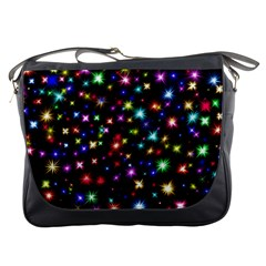 Fireworks Rocket New Year S Day Messenger Bags