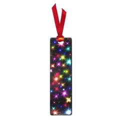 Fireworks Rocket New Year S Day Small Book Marks