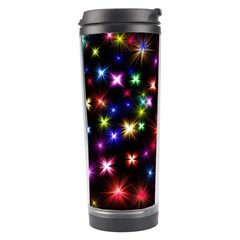 Fireworks Rocket New Year S Day Travel Tumbler