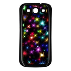 Fireworks Rocket New Year S Day Samsung Galaxy S3 Back Case (black)