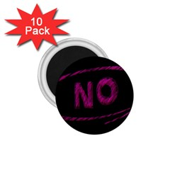 No Cancellation Rejection 1 75  Magnets (10 Pack)