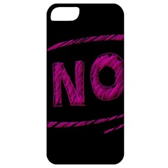 No Cancellation Rejection Apple Iphone 5 Classic Hardshell Case