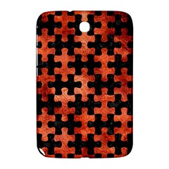 Puzzle1 Black Marble & Copper Paint Samsung Galaxy Note 8 0 N5100 Hardshell Case