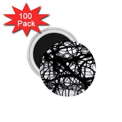 Neurons Brain Cells Brain Structure 1 75  Magnets (100 Pack)