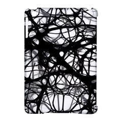 Neurons Brain Cells Brain Structure Apple Ipad Mini Hardshell Case (compatible With Smart Cover)