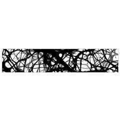 Neurons Brain Cells Brain Structure Small Flano Scarf