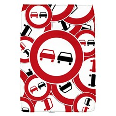 Overtaking Traffic Sign Flap Covers (s)