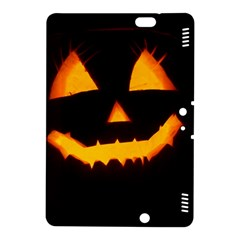 Pumpkin Helloween Face Autumn Kindle Fire Hdx 8 9  Hardshell Case
