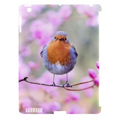 Spring Bird Bird Spring Robin Apple Ipad 3/4 Hardshell Case (compatible With Smart Cover)