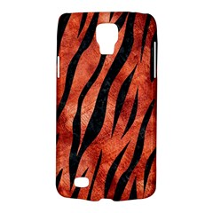 Skin3 Black Marble & Copper Paint Galaxy S4 Active