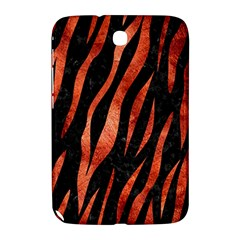 Skin3 Black Marble & Copper Paint (r) Samsung Galaxy Note 8 0 N5100 Hardshell Case