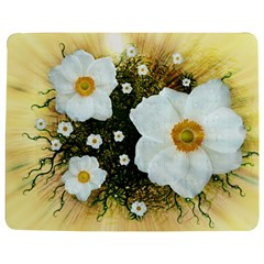 Summer Anemone Sylvestris Jigsaw Puzzle Photo Stand (rectangular)