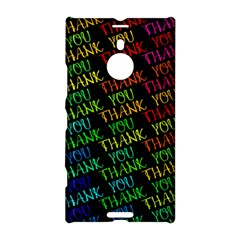 Thank You Font Colorful Word Color Nokia Lumia 1520