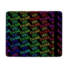 Thank You Font Colorful Word Color Samsung Galaxy Tab Pro 8 4  Flip Case