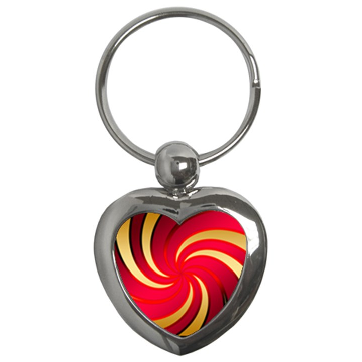 Tinker Color Share Many About Key Chains (Heart)