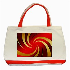 Tinker Color Share Many About Classic Tote Bag (red)