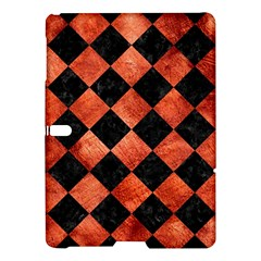 Square2 Black Marble & Copper Paint Samsung Galaxy Tab S (10 5 ) Hardshell Case
