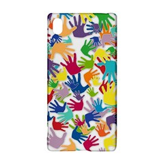 Volunteers Hands Voluntary Wrap Sony Xperia Z3+