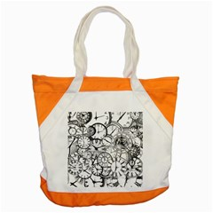 Time Clock Watches Time Of Accent Tote Bag
