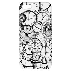 Time Clock Watches Time Of Apple Iphone 5 Hardshell Case