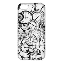 Time Clock Watches Time Of Apple Iphone 5c Hardshell Case