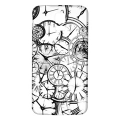 Time Clock Watches Time Of Samsung Galaxy S5 Back Case (white)