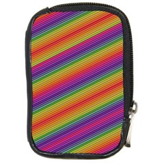 Spectrum Psychedelic Green Compact Camera Cases