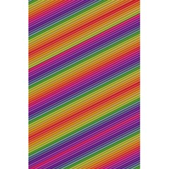 Spectrum Psychedelic Green 5 5  X 8 5  Notebooks