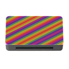 Spectrum Psychedelic Green Memory Card Reader With Cf