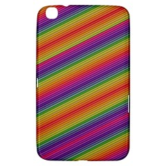 Spectrum Psychedelic Green Samsung Galaxy Tab 3 (8 ) T3100 Hardshell Case