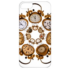 Time Clock Alarm Clock Time Of Apple Iphone 5 Classic Hardshell Case