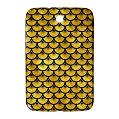 Scales3 Black Marble & Gold Paint Samsung Galaxy Note 8 0 N5100 Hardshell Case