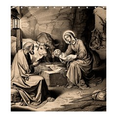 The Birth Of Christ Shower Curtain 66  X 72  (large)