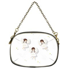 Christmas Angels  Chain Purses (one Side)