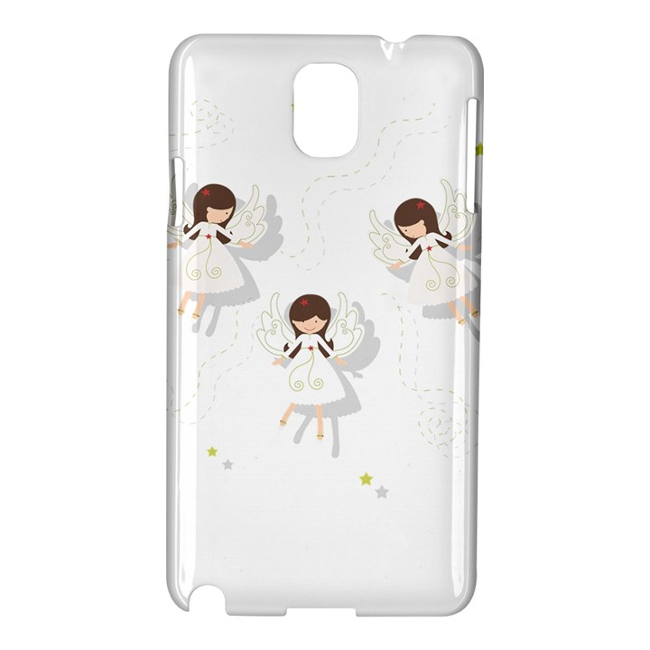 Christmas angels  Samsung Galaxy Note 3 N9005 Hardshell Case