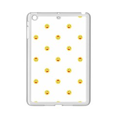 Happy Sun Motif Kids Seamless Pattern Ipad Mini 2 Enamel Coated Cases