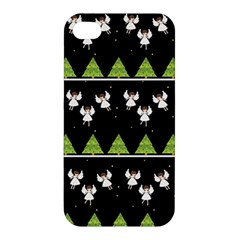 Christmas Angels  Apple Iphone 4/4s Hardshell Case