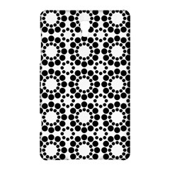 Black White Pattern Seamless Monochrome Samsung Galaxy Tab S (8 4 ) Hardshell Case